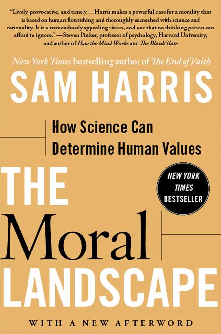 landscape the moral audio book sam harris